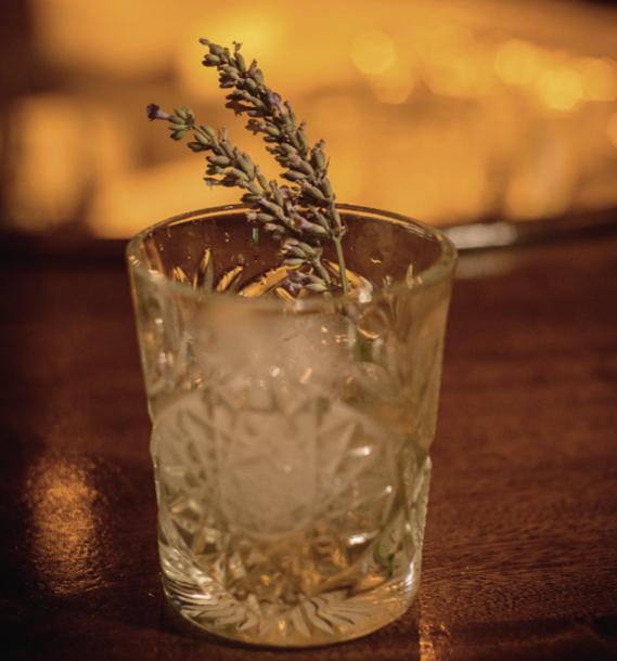 In Vogue Poitin Cocktail - Photo: Glendalough Distillery