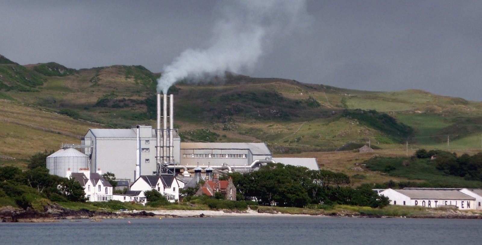 Port Ellen distillery - PHOTO: FLICKR/ Nigel Brown