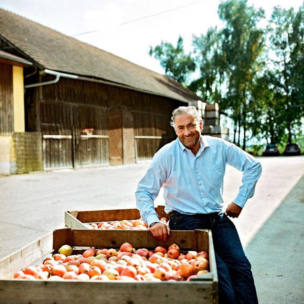 Hans Reisetbauer / Photo: Reisetbauer Qualitätsbrand