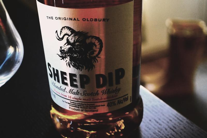 Sheep Dip blended Whisky - Photo: Facebook/Sheep Dip Greece