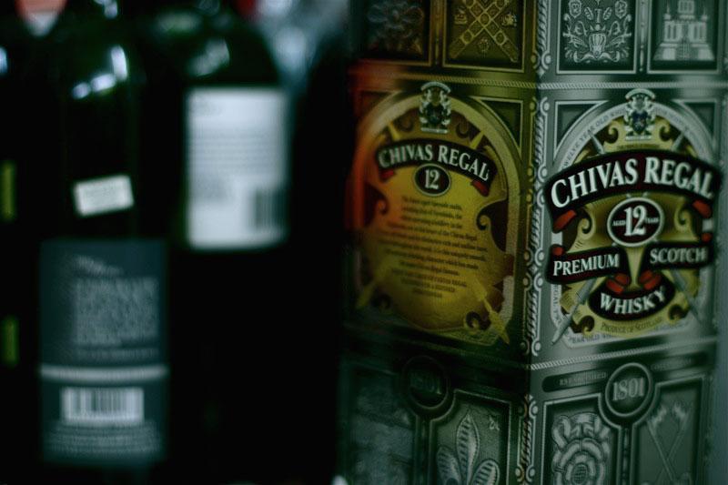 Chivas Regal - Photo: Flickr/ryuu_ji