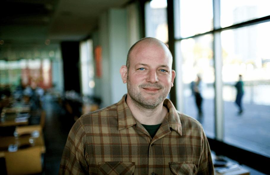 Erik Adkins, Bar Manager at Hard Water in San Francisco