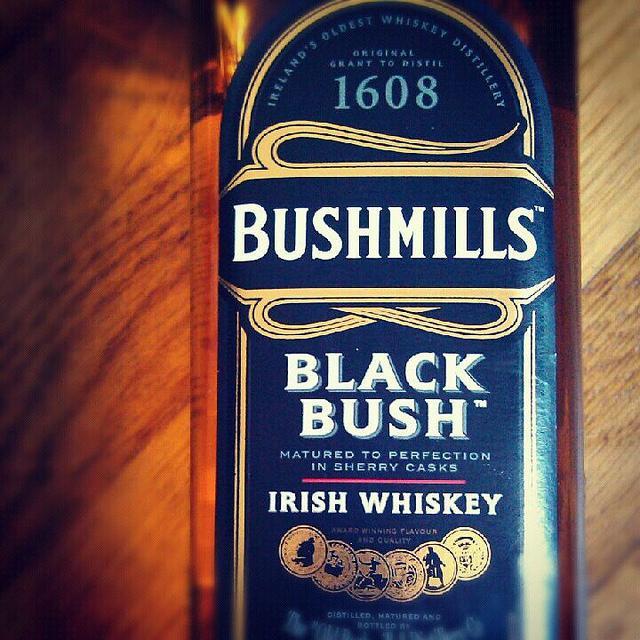 Bushmills Black Bush - Photo: Flickr/armingruber