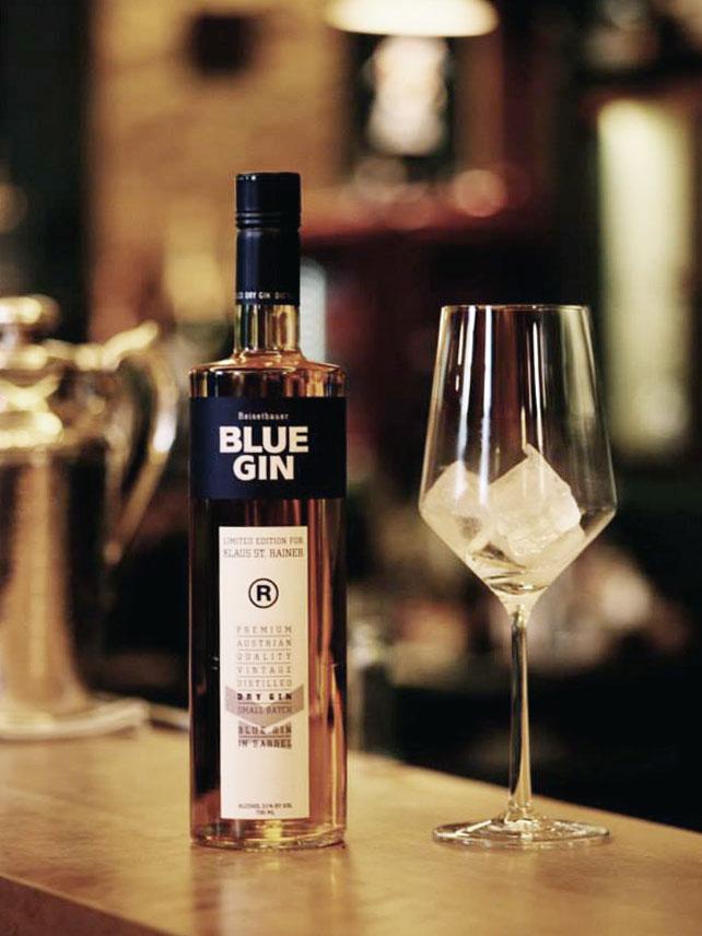 Reisetbauer Blue Gin / Photo: Facebook - Reisetbauer