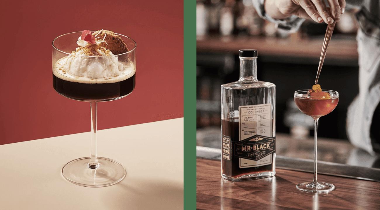 Mr Black Cocktail
