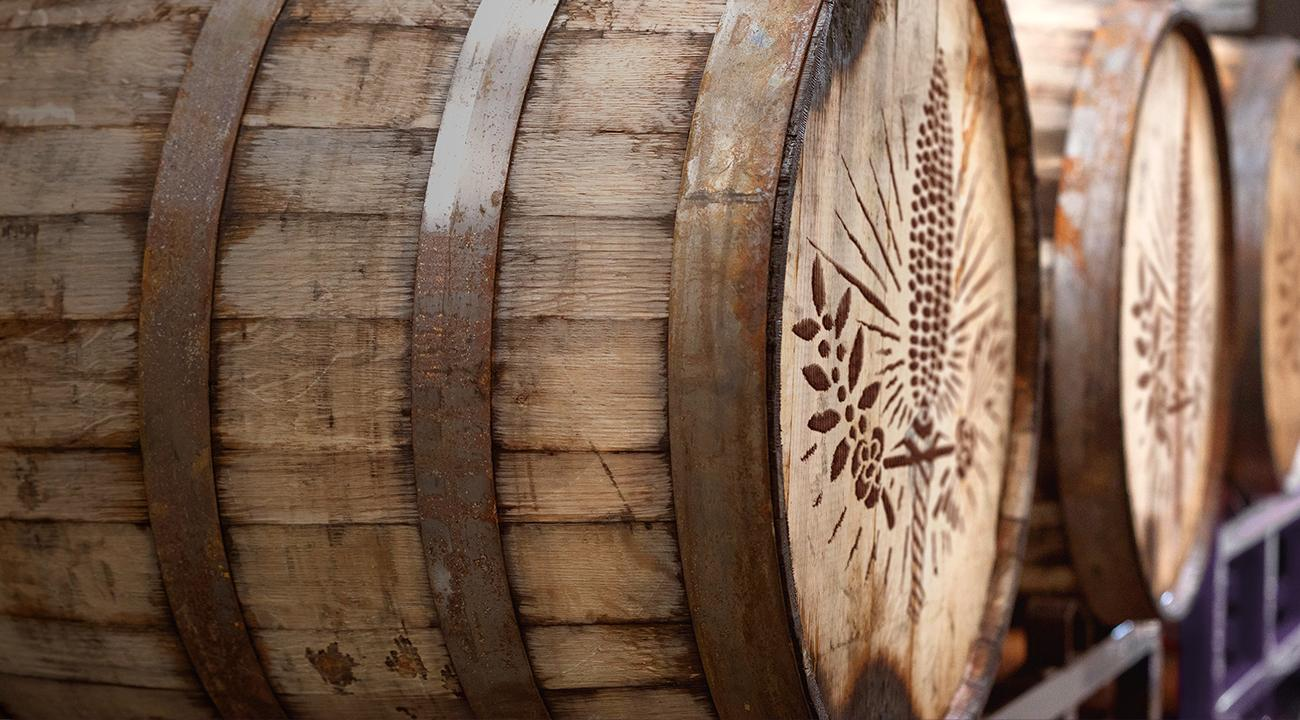 Corn Trooper Bourbon Barrels