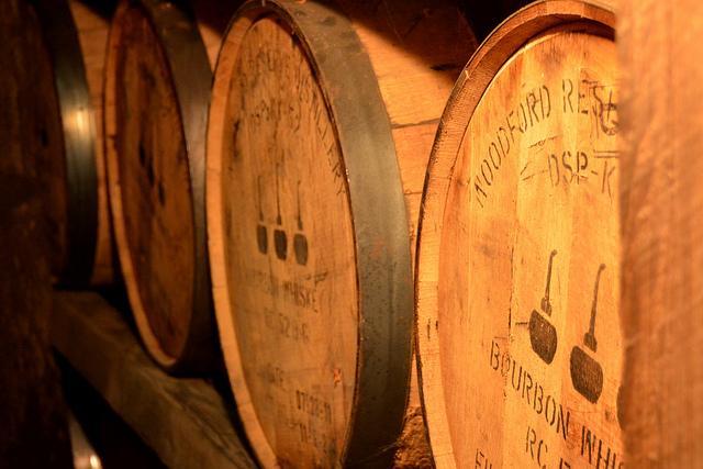 Bourbon Barrels - Photo: Flickr/12748869@N08