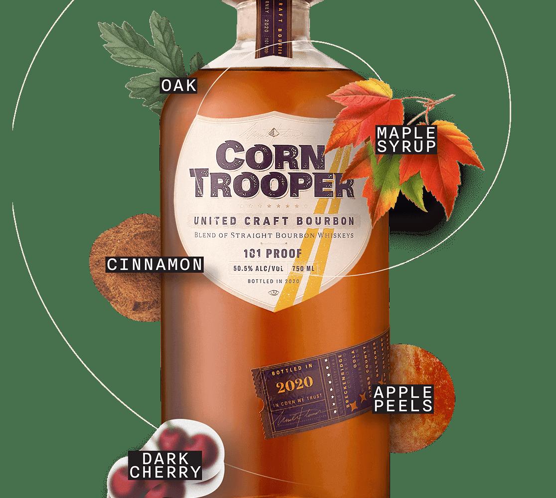 Corn Trooper Flavor Spiral